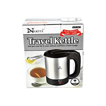 Amazon Com Travel Hot Pot Electric Kettle Dual Voltage