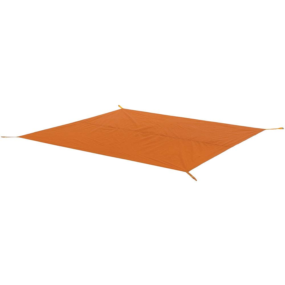 Big Agnes Big House Deluxe Footprint, Orange, 4 Person by Big Agnes