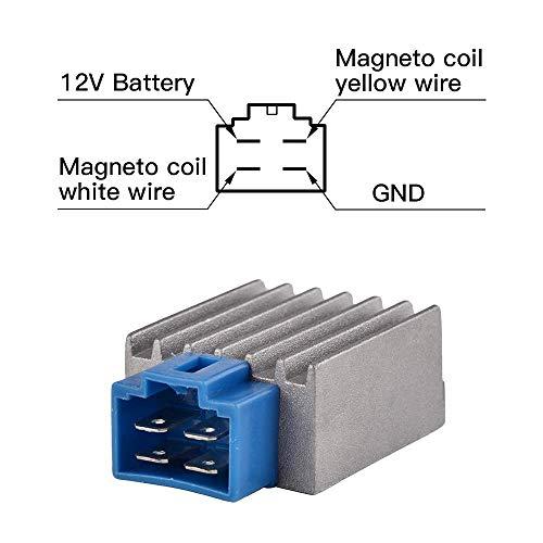 Compare Price To Yamaha G9 Voltage Regulator