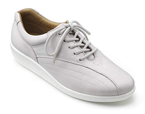 White polar Oxford Cordones White Tone Mujer Para Zapatos De Hotter wqx8B0Zt
