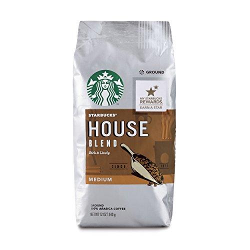 Starbucks House Blend Coffee - 6