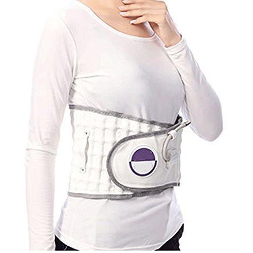 Finlon Spinal Air Traction Physio Decompression Back Belt Lumbar Pain Lower Waist Brace