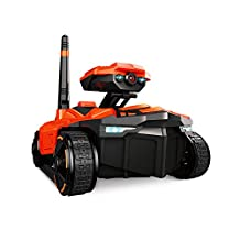 Goolsky ATTOP YD-211 Wifi FPV 0.3MP Camera App Remote Control Spy Tank RC Toy Phone Controlled Robot