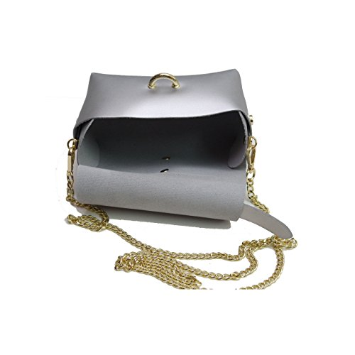 gold A detatchable belt chain Silver fastening strap bag desigined evening clutch beautifully with with ry0YqBr