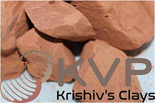 Red Natural Clay 100 gm