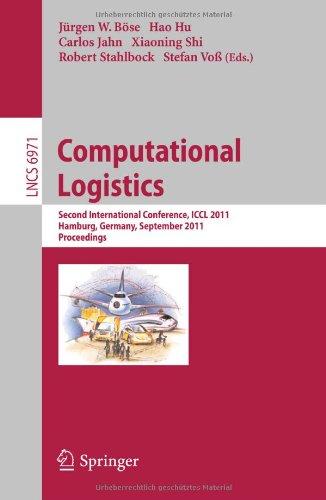 [PDF] Computational Logistics Free Download | Publisher : Springer | Category : Computers & Internet | ISBN 10 : 3642242634 | ISBN 13 : 9783642242632