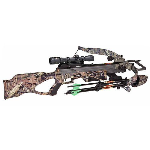 Excalibur Crossbow Matrix 310 Crossbow with SMF Scope, Infinity, 220-Pound