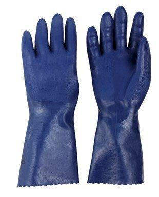 Bluettes Knit Rubber Glove (Pack of 3) by Mapa Spontex - Spontex Bluette Gloves