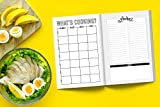 Meal Planner & Grocery List: 52 Week Planner