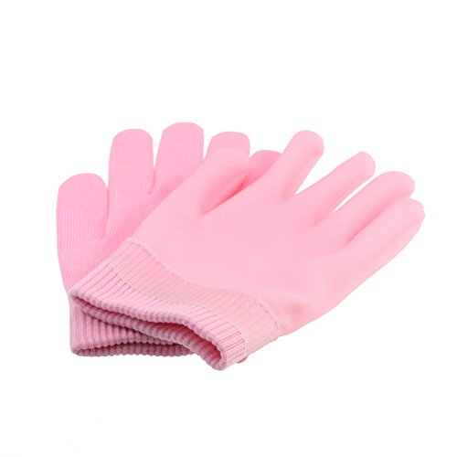 1 Pair Spa Gel Gloves Moisturizing Skin care Cracked Therapy Treatment Generic