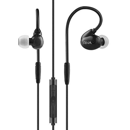 RHA T20i In-ear Black