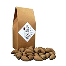 Yaotao 100pcs Bullet Tower Wormwood Incense Cones Hollow Buy 2 Free 1