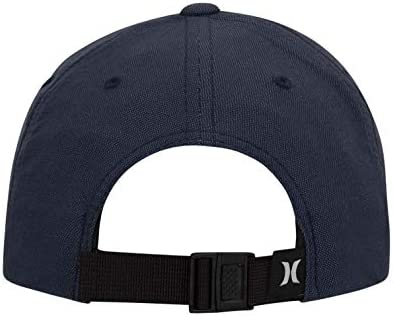 Hurley M DF Hurricane Onshore Hat Gorra, Hombre, Obsidian, 1SIZE ...