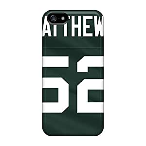LogvJ15854gBeBU S.N.H Green Bay Packers Feeling Iphone 5/5s On Your Style Birthday Gift Cover Case