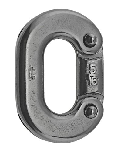 - Stainless Steel 316 Chain Connecting Link 5/16