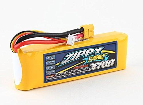 Zippy Compact 3700mAh 3s 40c Lipo Pack ()