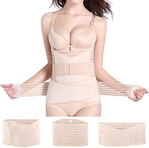 Artist Seyo Postpartum Belly Wrap Band Shapewear Maternity Support Girdle Belt C