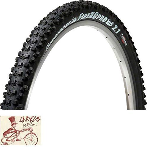 "panaracer FIRE XC PRO 26"" X 2.10"" Black Wire Bead Bicycle TIRE"