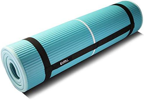 UMI. by Amazon -Colchón para Yoga NBR 17