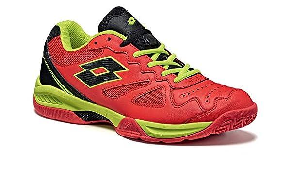 Lotto Superrapida 400, Zapatillas de Tenis para Hombre, Naranja ...
