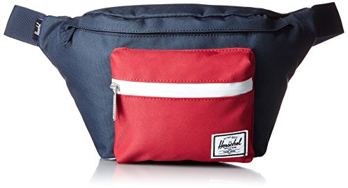 Herschel Supply Co. Seventeen, Navy/Red, One Size by Herschel Supply Co.