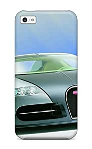 Special Design Back Pictures Of Bugatti Veyron Phone Case Cover For Iphone 5c