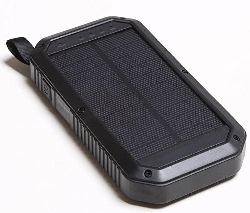 Solar Powered Portable Outlet - 8