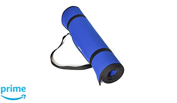 Amazon.com : Yogibare Wild Paws Yoga Exercise Travel Mat ...