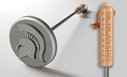 - Michigan State Spartans Branding Iron Grill Accessories
