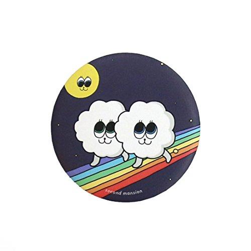 Hand Mirror 4 Colors - Rainbow ()