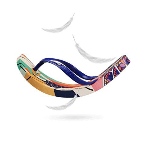Abbigliamento Pantofole Casual Piatto dimensioni 36 Estivo Antiscivolo Da A Calzature Spiaggia Fondo 8rqw678