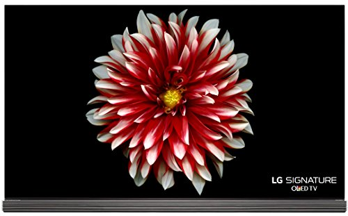 LG Electronics LG SIGNATURE OLED77G7P 77-Inch 4K HDR Smart OLED TV (2017 Model)