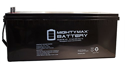 12v-200ah-4d-sla-replacement-battery-for-komatsu-excavators-mighty-max-battery-brand-product