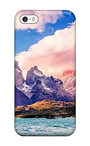 Amberlyn Bradshaw Farley's Shop Unique Design Iphone 5/5s Durable Tpu Case Cover Mountain 7385393K78974923