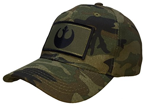 (Star Wars Rebel Camouflage Camo Hat)