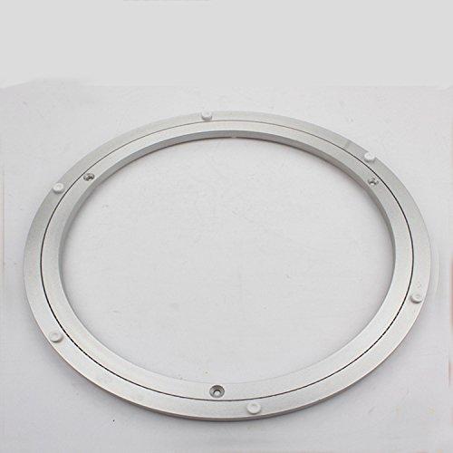 ASIBT 12 Inch Diameter Aluminum Metal Lazy Susan Hardware...