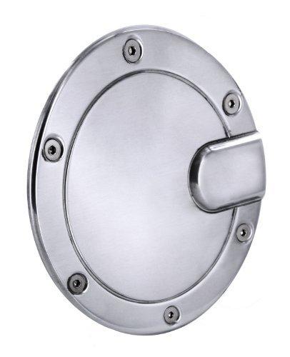 shed Billet Aluminum Fuel Door, Model: 6052P, Car & Vehicle Accessories / Parts (Aluminum Polished Doors)