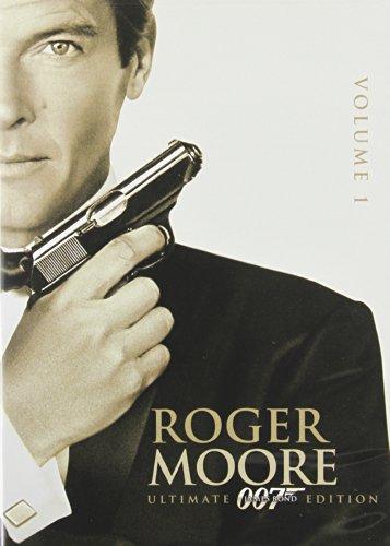 Roger Moore Ultimate 007 James Bond Edition, Volume 1
