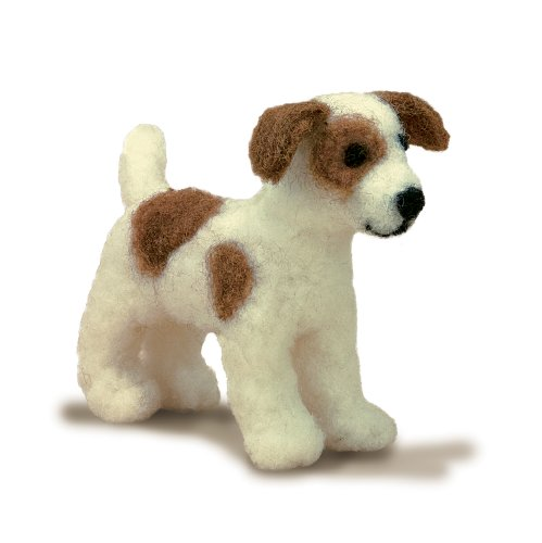 Needle Felted Dogs (Dimensions Needlecrafts Needle Felted Character Kit, Dog)