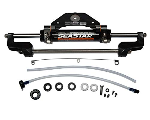 SeaStar HC5358-3 Front Mount Hydraulic Outboard Marine Steering Cylinder (Renewed)