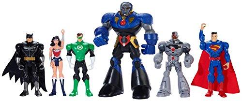 DC Comics Justice League: Heroes Unite Action Figure (6-Pack)