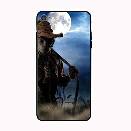 Really Scary Halloween Stylish iPhone 6 Cases Hard PC Back Cover Cushion Compatible for iPhone6