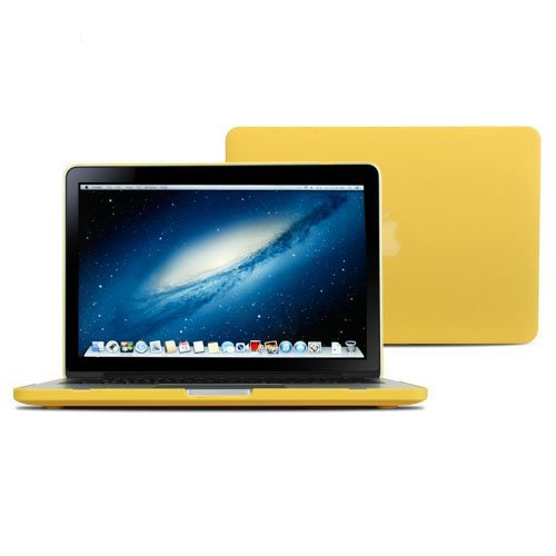 GMYLE Soft Touch Frosted MacBook Display