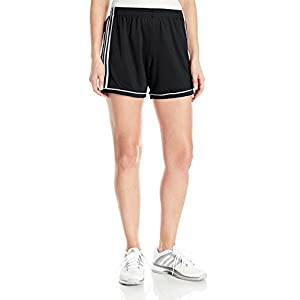 Adidas Women's Soccer Squadra 17 Shorts - Large - Black/White