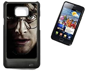 Samsung Galaxy S2 i9100 Hard Case with Printed Design HARRY POTTER