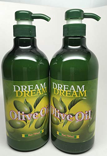 Dream Body Olive Oil 750ml (Pack of - Lotion Body Dreams