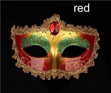 Amazon.com: TANGGOOO Y - Máscara de baile de graduación ...