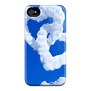 DeannaTodd Design High Quality Heart Clouds Hd Covers Cases With Excellent Style For Iphone 6