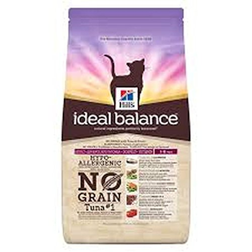 Hill's Ideal Balance Feline Adult No Grain Tuna &...