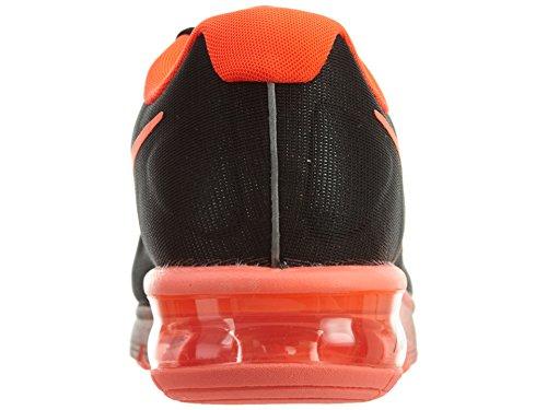 Nike Heren Air Max Sequent Loopschoenen Zwart / Totaal Karmozijn 9,5 D (m) Ons